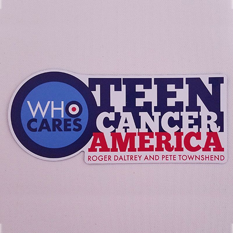 Teen Cancer America Magnet