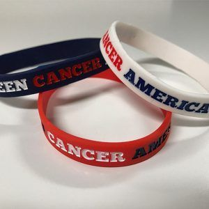 Teen Cancer America Wristband